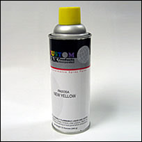 Safety Yellow Paint VRTP